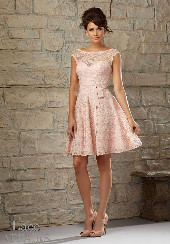 new arrival 3675e 13580 Abiti da cerimonia Mori Lee collezione 2015 - Coktail dress ...