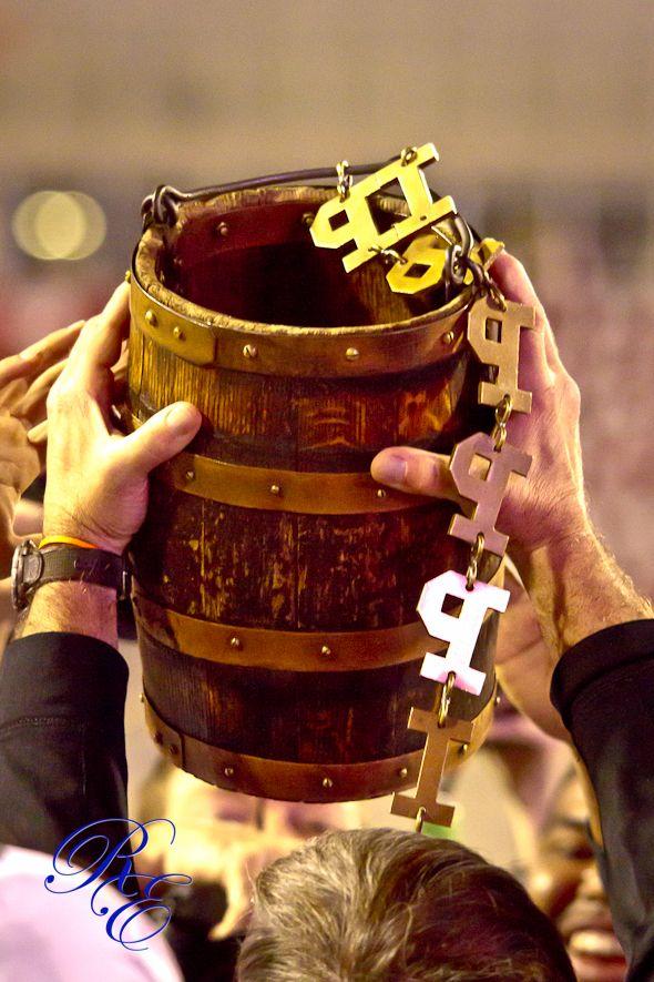 Purdue Wins Back the Old Oaken Bucket | Indiana university ...