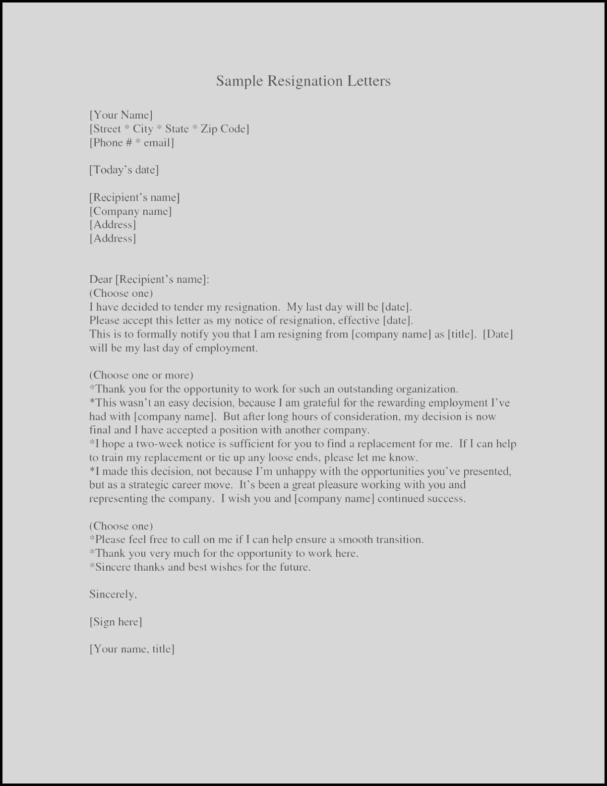 You Can See This New Application Letter Format For Email At Http
