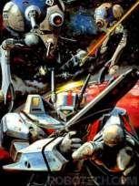 Robotech Battleoid wallpaper