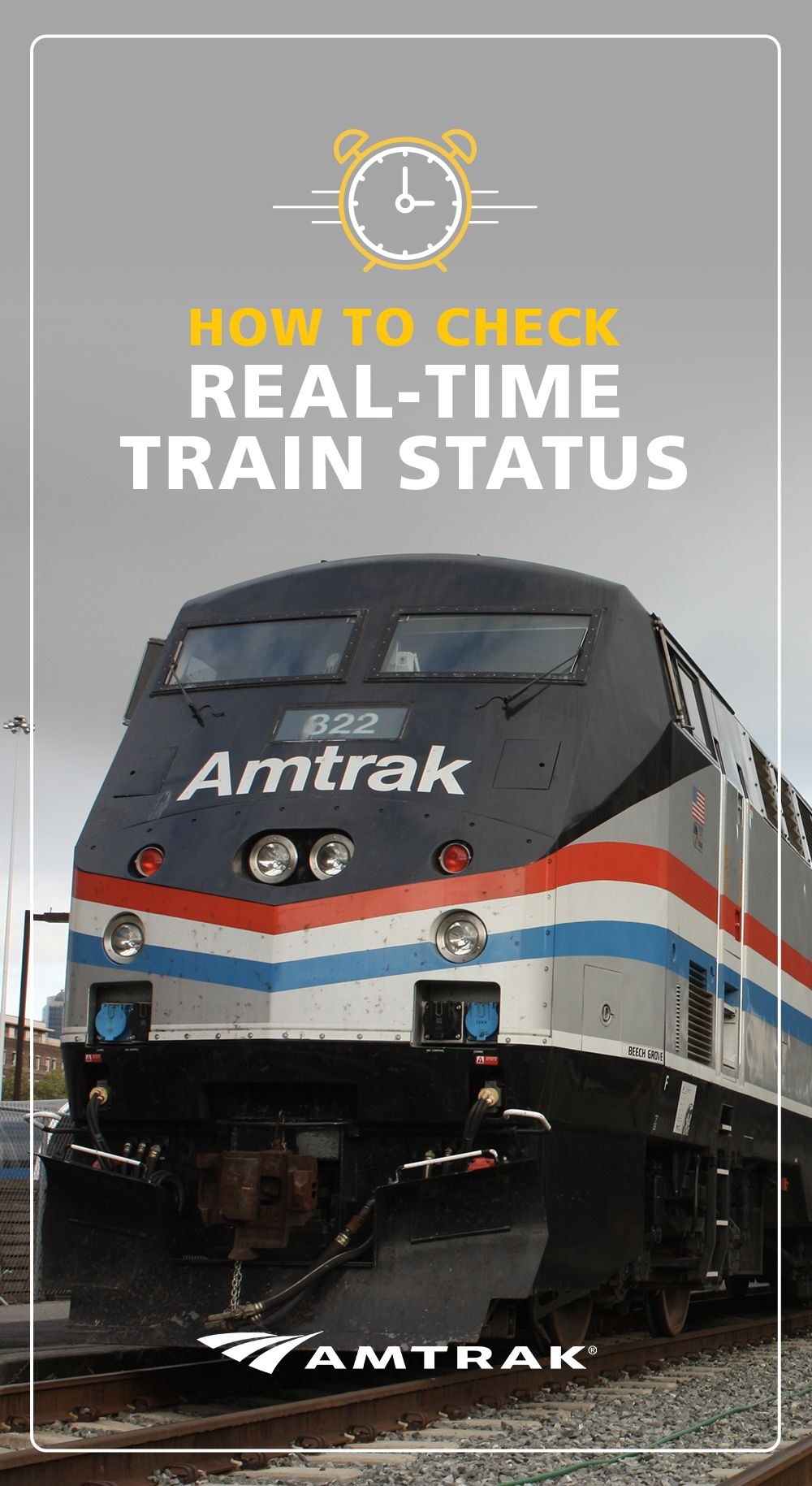 Do You Know Where Your Train Is Here S How To Find Your Train Status Train Status Train Usa Places To Visit