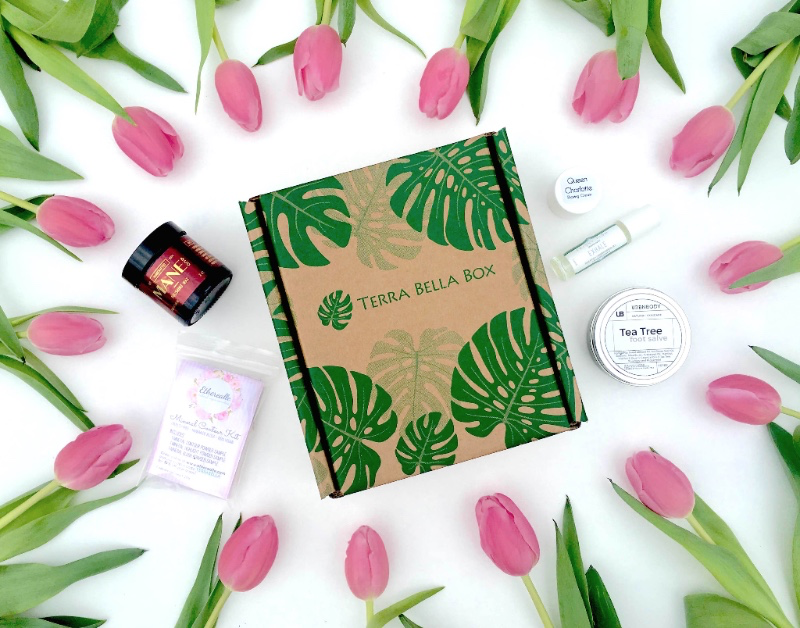 Terra Bella Box Free boxes, Box, Diy beauty