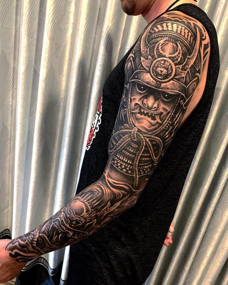 Top 85 Best Ronin Tattoo Ideas - [2021 Inspiration Guide]