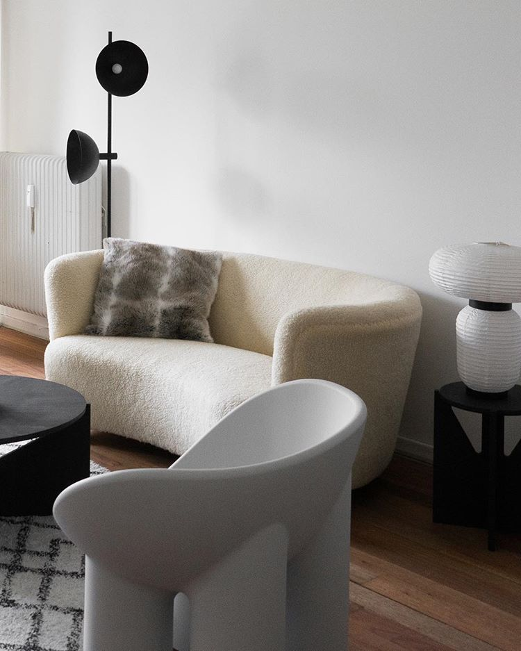 Running Out Of Captions Lol But Here S More Photos Of My Sheep Sofa Furniture Design Living Room Minimalist Furniture Furniture Inspiration