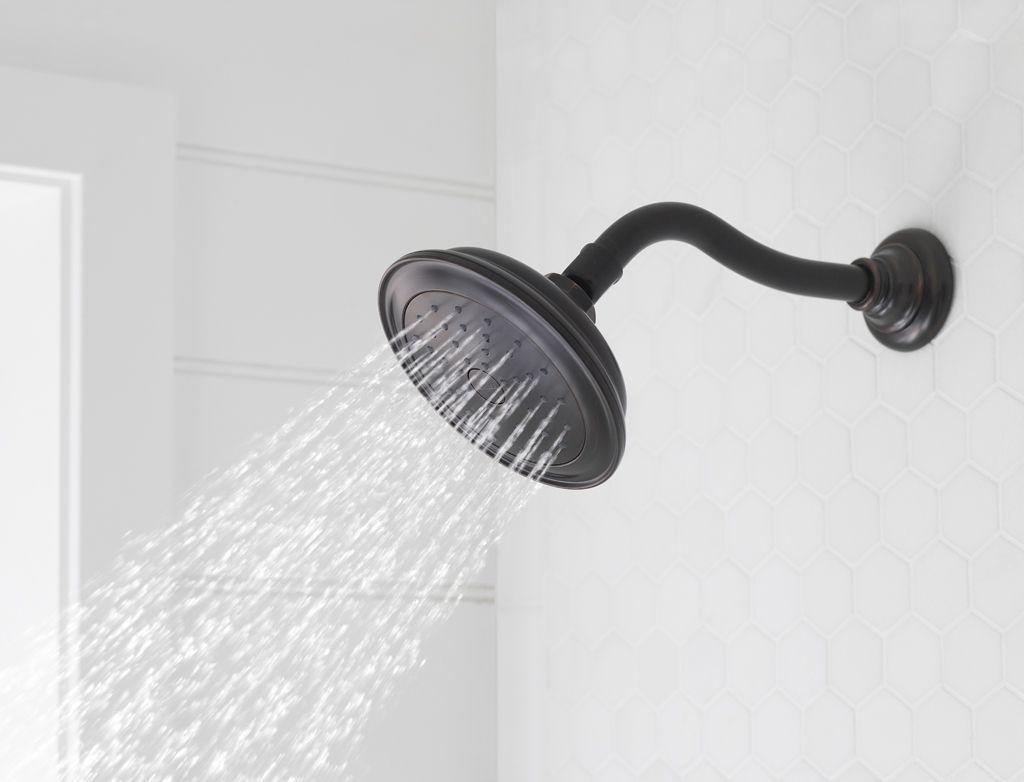 Pavilion Black Bathroom | White bathrooms, Pavilion and Black color ...