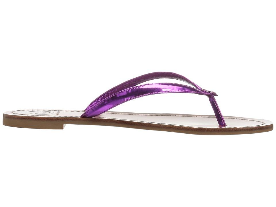 001703358 Tory Burch Terra Thong Women s Sandals Magenta