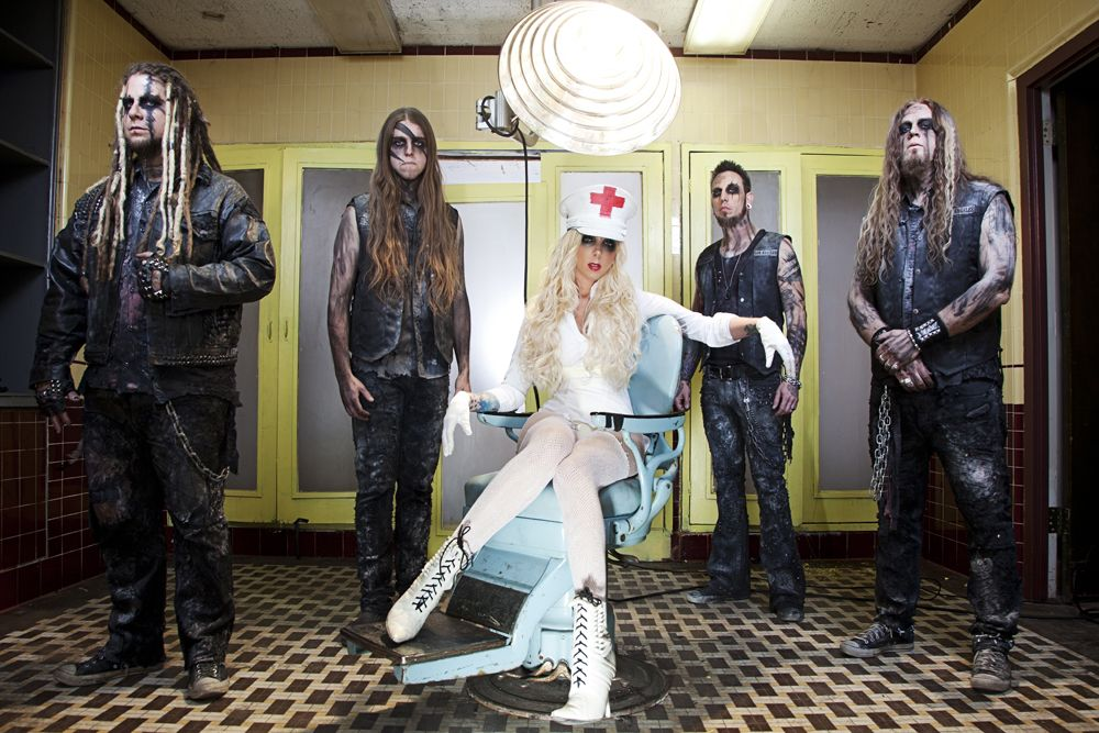 Q&A with In This Moment's Maria Brink