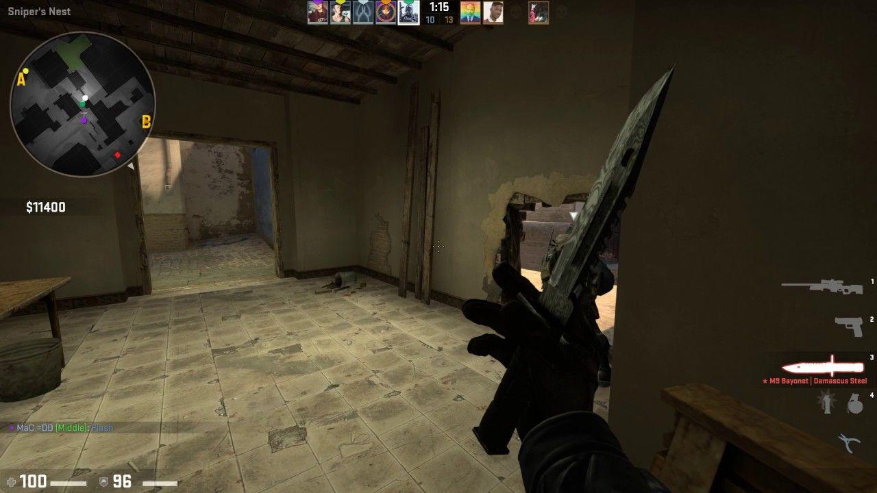 How to remove CS