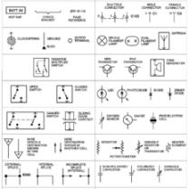 Low Voltage Wiring Diagram Symbols Mtr Feba Arbeitsvermittlung De Uwiring Diagram Symbols Wiring Diagram Diagram Math Sheet Music
