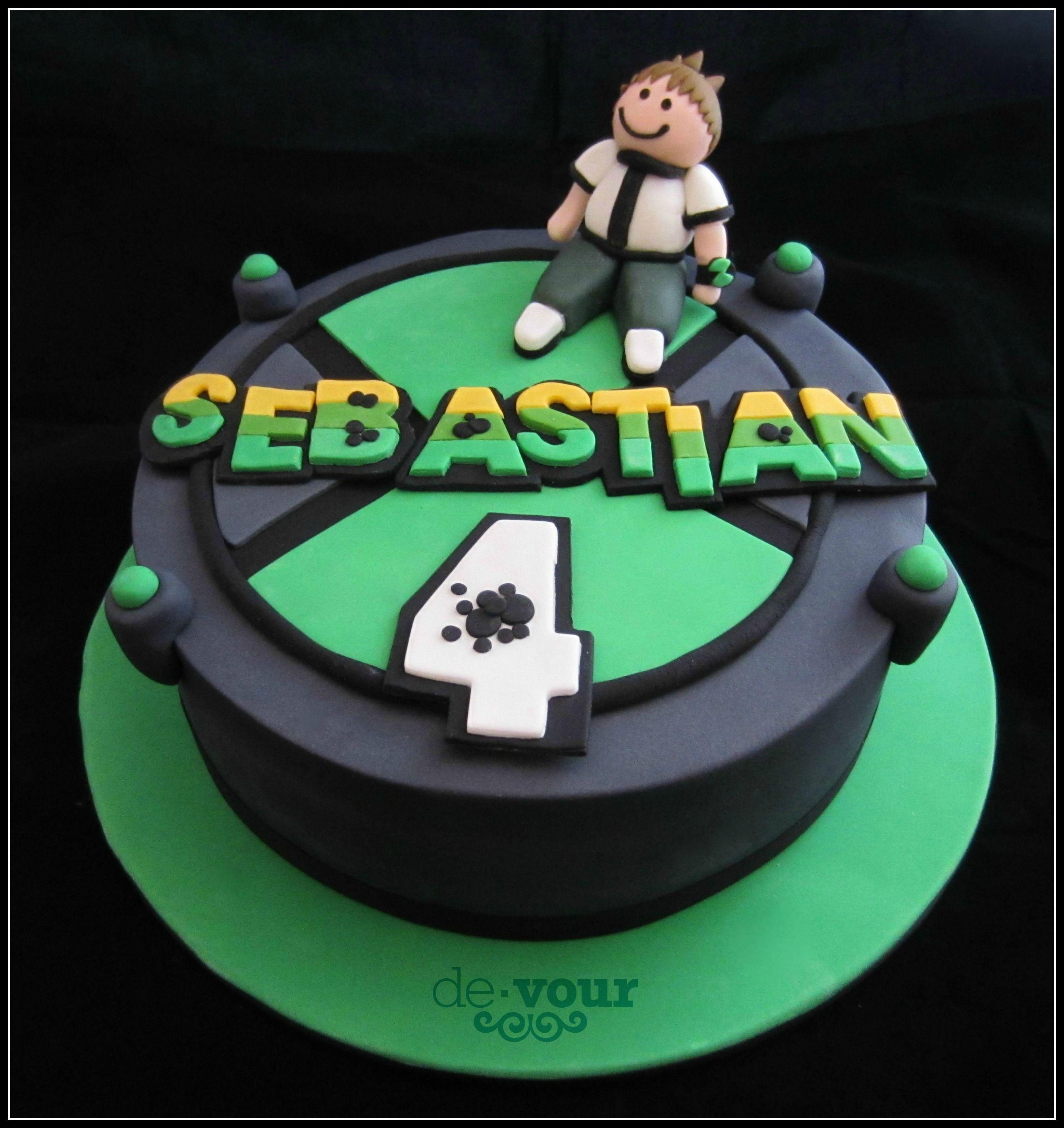 Ben 10 Cake, Ben 10 Birthday, Ben 10 Party