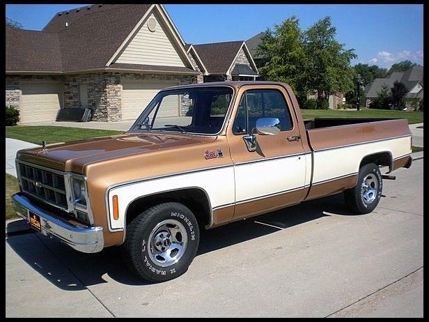 1979 Gmc Sierra Grande Pickup 350 Ci At Mecum Auctions Gmc Trucks Classic Pickup Trucks Chevy Trucks