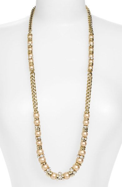 5994bc7f0139b3 Shop Women's Givenchy Necklaces on Lyst. Track over 1938 Givenchy Necklaces  for stock and sale