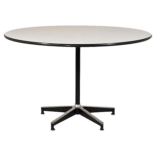 Herman Miller Style Dining Table In 2020 Midcentury Modern