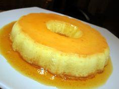My Portuguese Kitchen: Caramel Flan