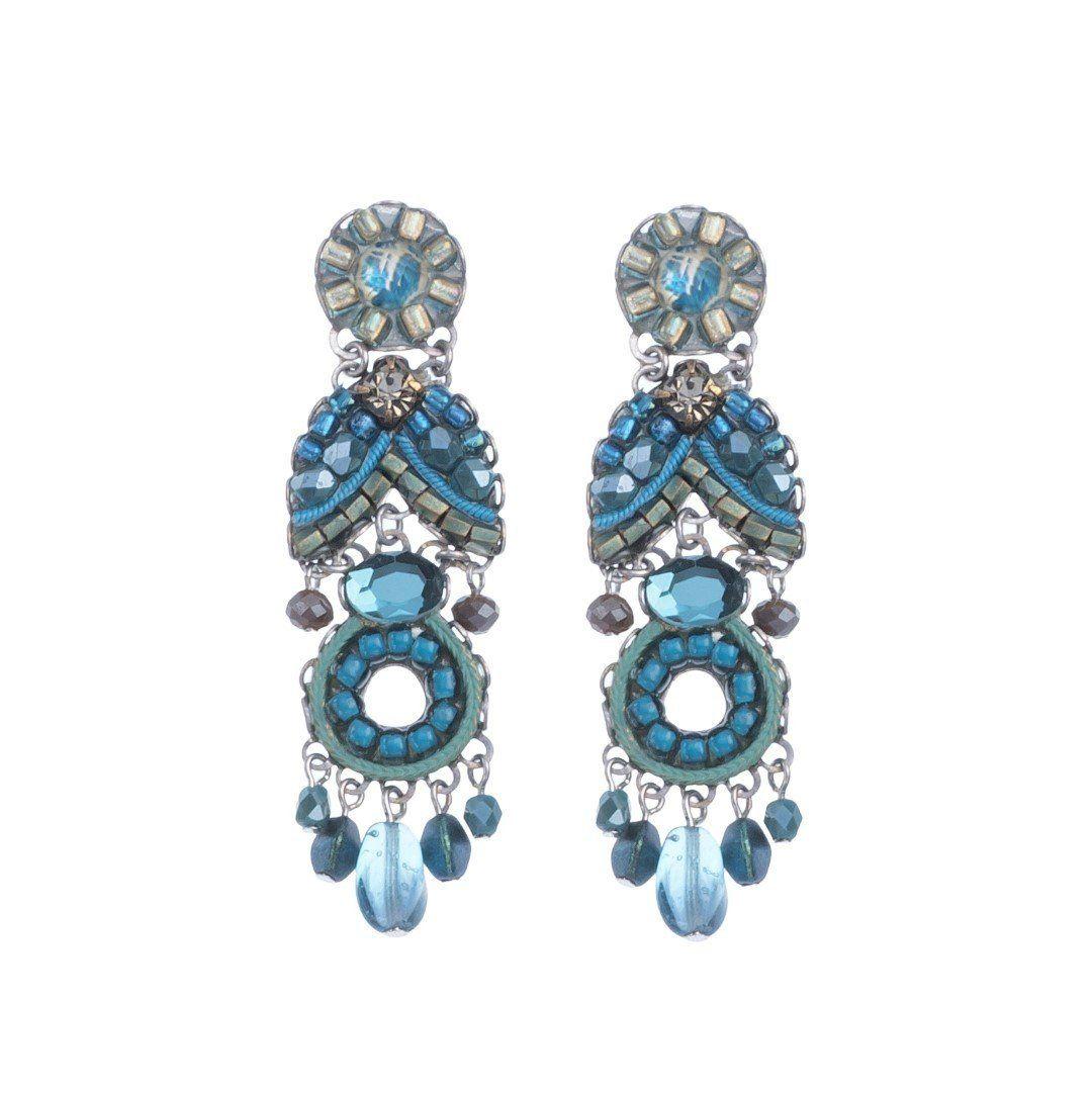 Ayala Bar Clarity Pond Earrings | Products | Bar earrings, Clarity, Bar