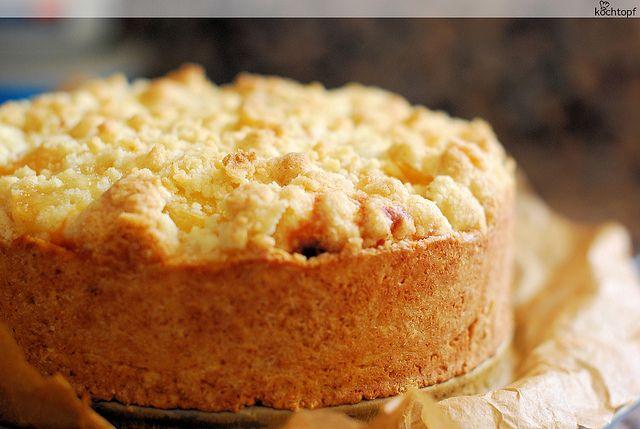 Aprikosen-Quark-Kuchen reloaded für Alice by kochtopf, via Flickr