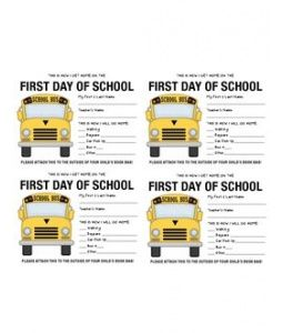 First Day Transportation   # Pin++ for Pinterest #