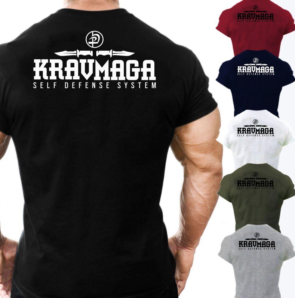 TANK TOP VEST TSHIRT THUMBSDOWN KRAV MAGA FOR TRAINING MMA CASUAL WEARS!