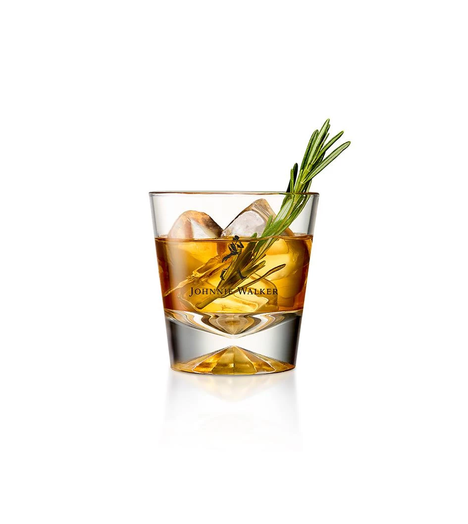 Enjoy this Old Fashioned using one of our Johnnie Walker blends stirred down with sugar and Angostura bitters for a classic whisky cocktail. View recipe here.