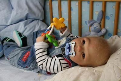 Hendrik - reborn baby boy: Hendrik is such a charming little boy, or isn´t he???…