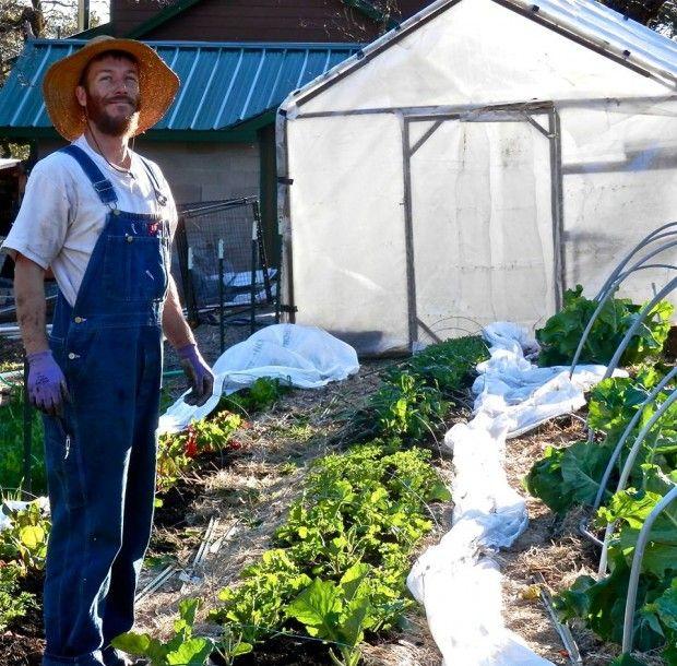 Q&A with Ganjier Contributor and CSA Farmer Casey O'Neill   The Ganjier