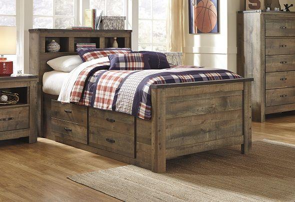Bradley\'s Furniture Etc. - Utah Captains Beds   BEDROOMS ...