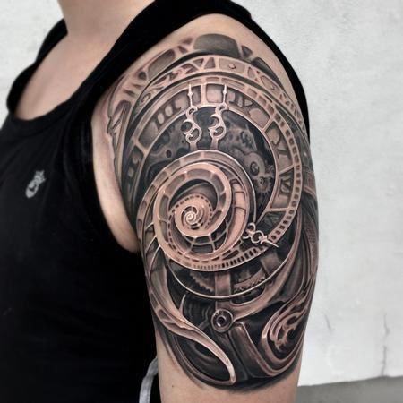 Photo of Halbarm-Tattoos #Halbärmel-Tattoos
