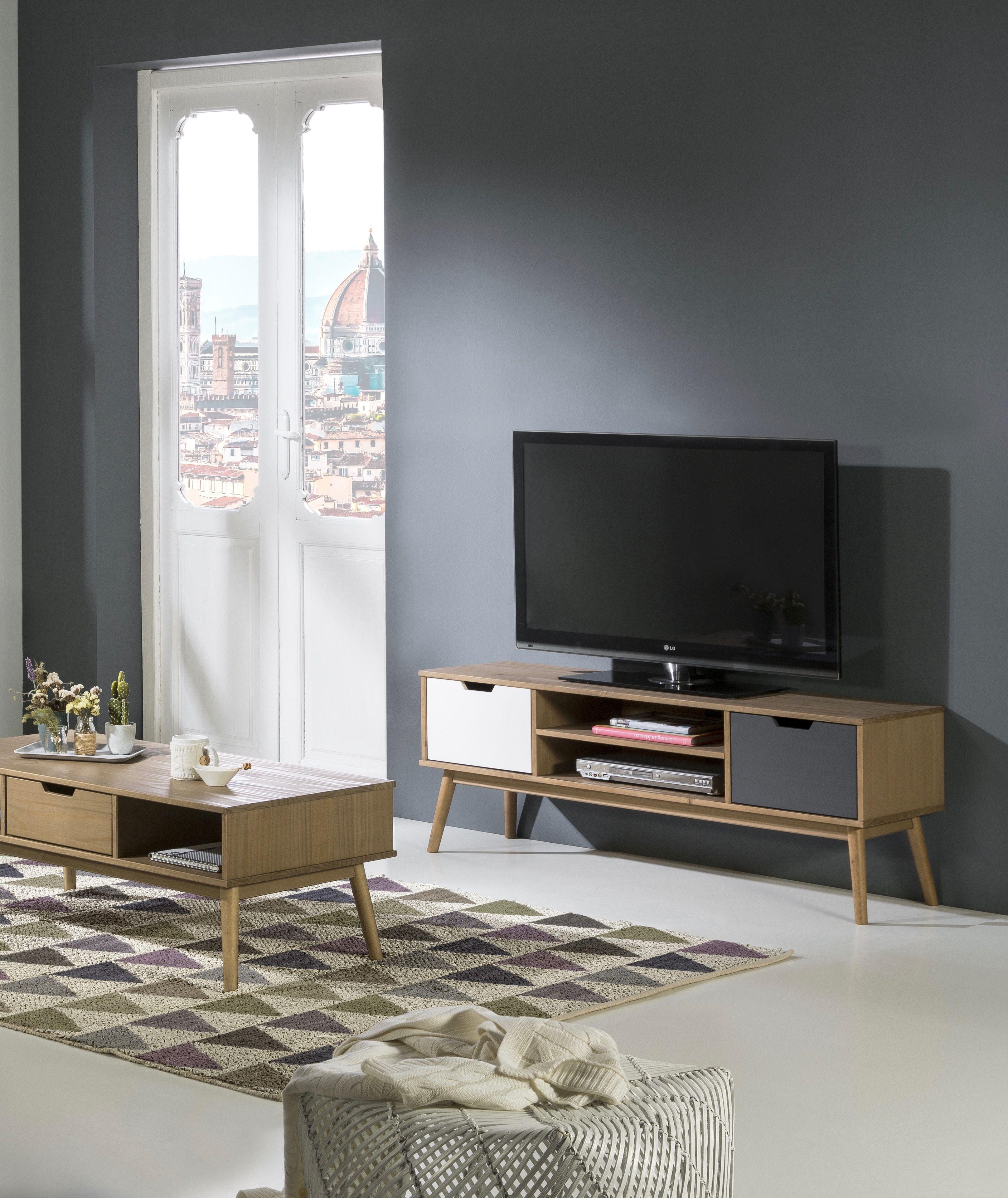 meuble tv maela bobochic scandinave
