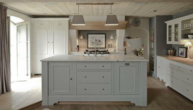 Cacher Du Lambris Au Plafond Tissus Recherche Google Kitchens - Suspension campagne chic pour idees de deco de cuisine