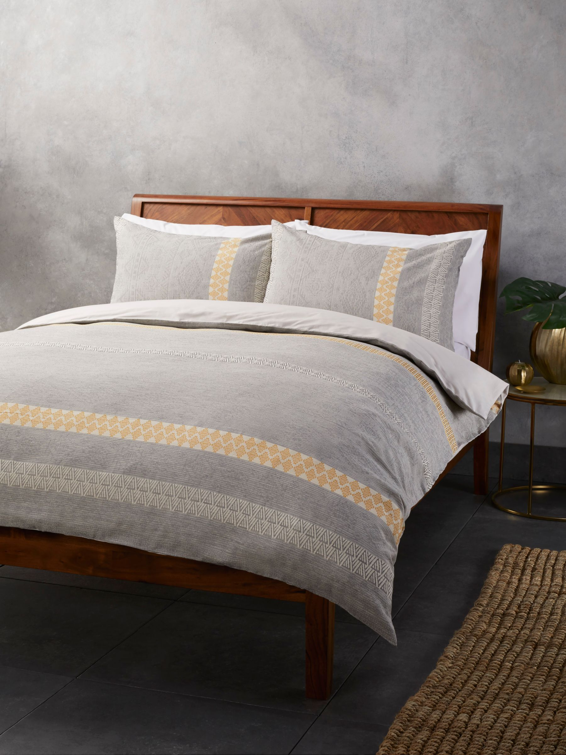 John Lewis Partners Ahlam Duvet Cover Set Duvet Cover Sets