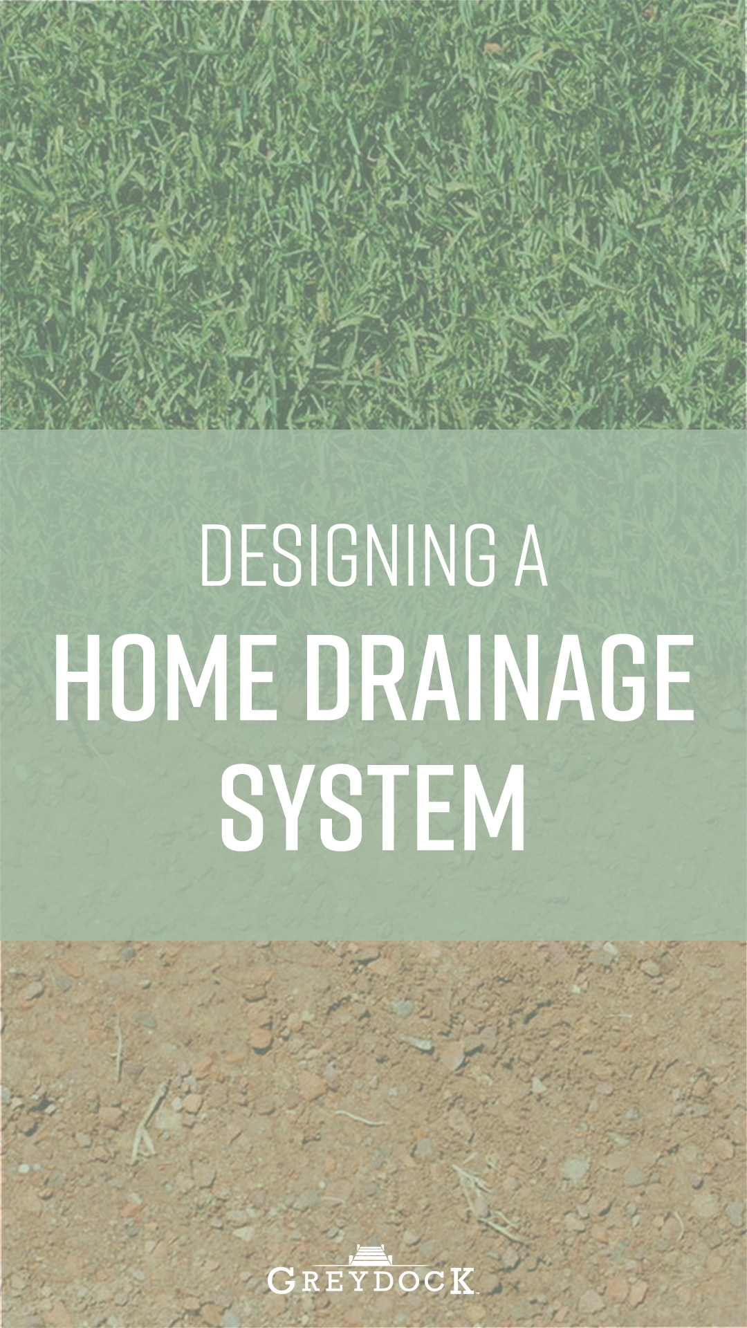 Designing A Home Drainage System Which Solution Is Best Drainage Solutions Yard Drainage Rain Water Collection System