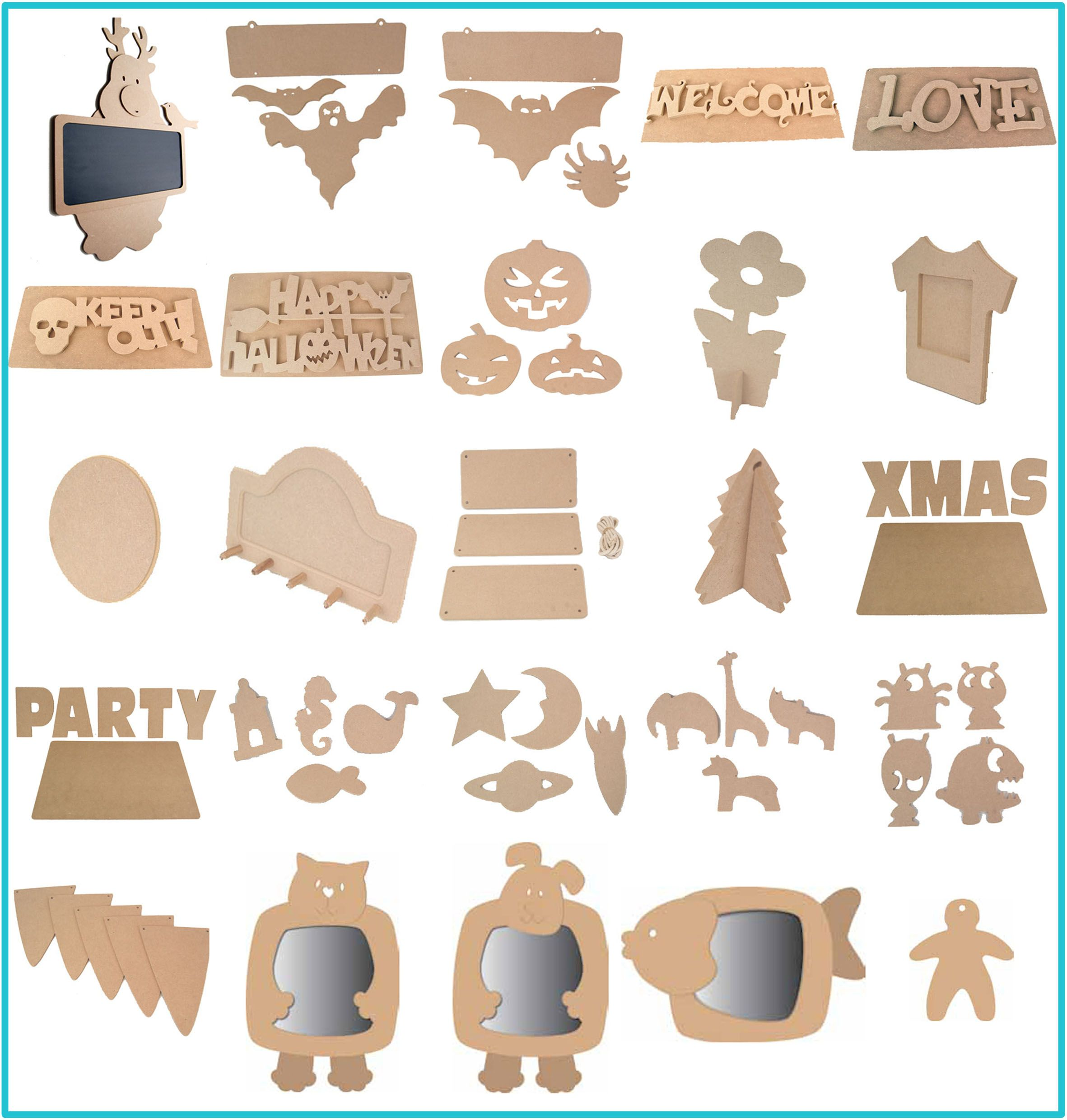 14+ Large wood shapes for crafts ideas in 2021