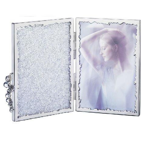 dab250c44b600 Crystalline Picture Frame Large. Swarovski Crystal Figurine ...