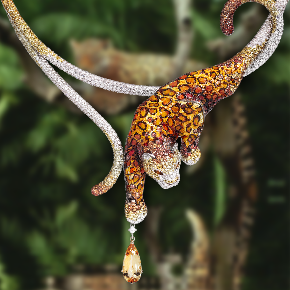 2abcd11bd #Elegance, strength, agility, freedom, this is what makes the Tanzanian # leopard such a unique and beautiful animal and what inspired us to design  Damisa, ...