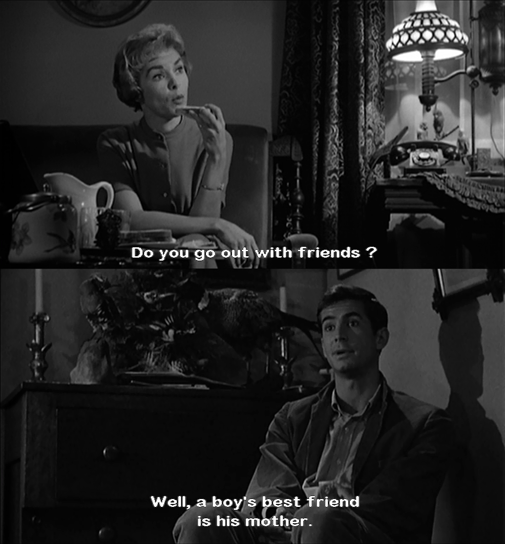Quotes From Horror Movies Psycho Quotesgram Movie Quotes Psycho Quotes Scary Movies