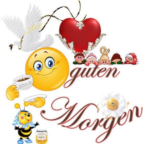 Emoji Guten Morgen