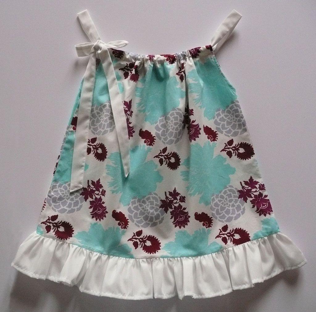 Robe D Ete A Bretelles Pour Petite Fille De 3 Ans Mode Filles Par Evacoeur Robes D Ete A Bretelles Vetements Filles Mode Fille