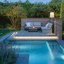 Photo of 53 Minimalist Small Pool Design With Beautiful Garden Inside – worldefashion.com…