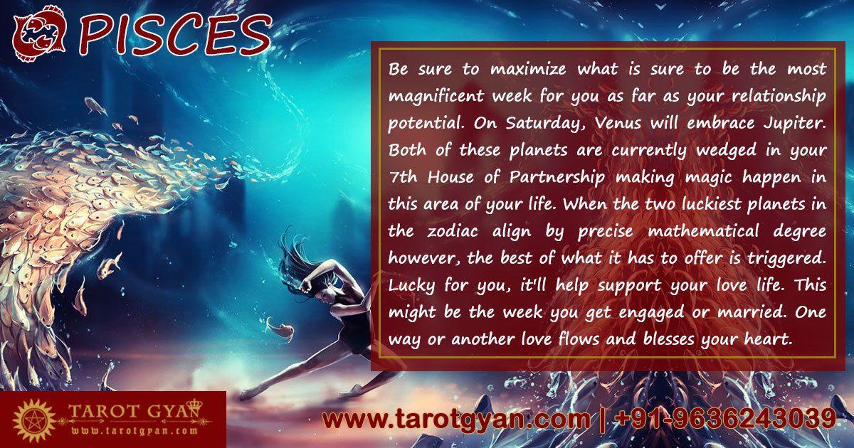 For this week pisces tarot gyan online tarot card