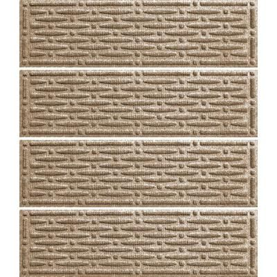 Best Ottomanson Softy Collection Beige 9 In X 26 In Rubber 400 x 300
