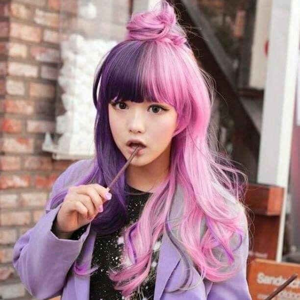 Harajuki purple