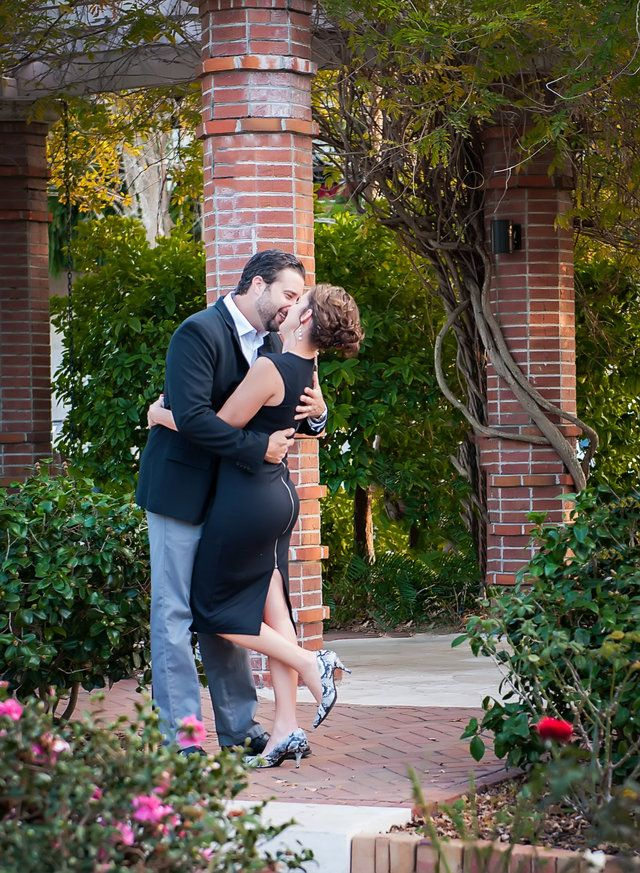 Couples Engagement Photography Session in Winter Park, FL