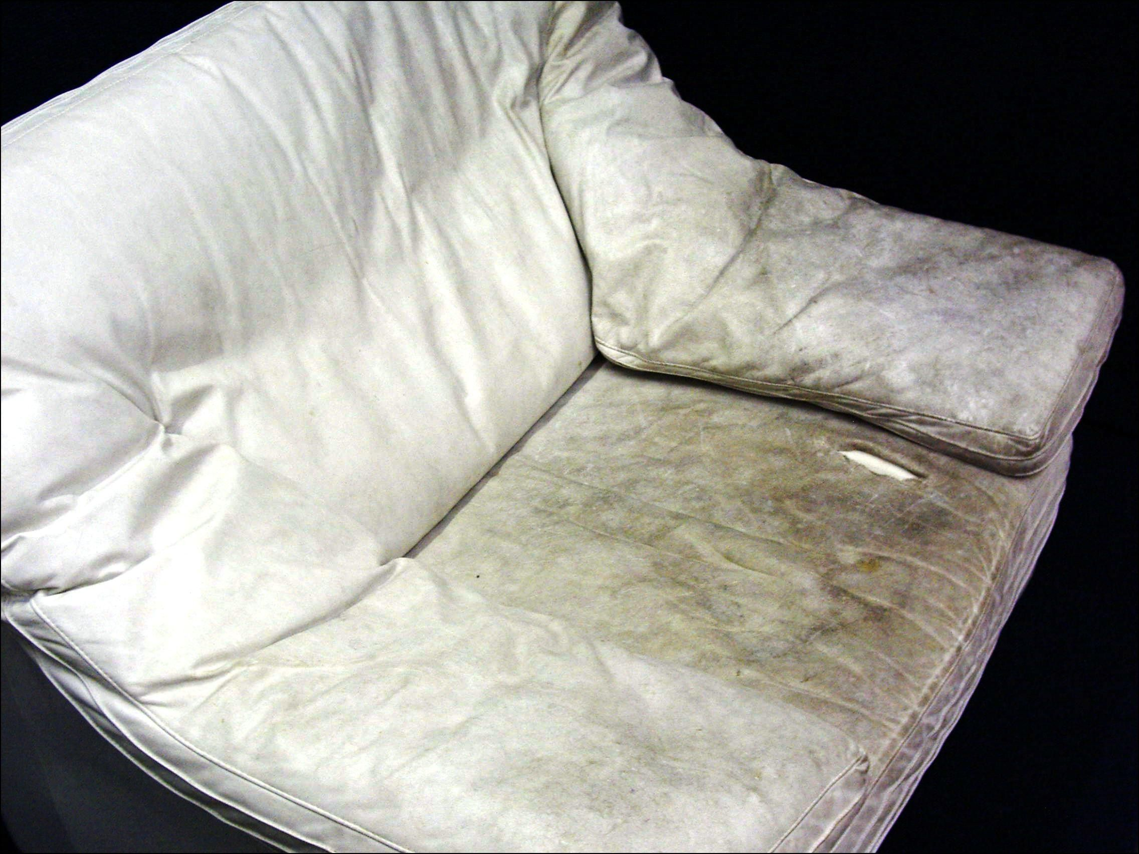Cream Leather Sofa Cleaner