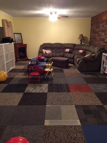 versatile assorted pattern commercial 24 in x 24 in carpet tile 10 tiles