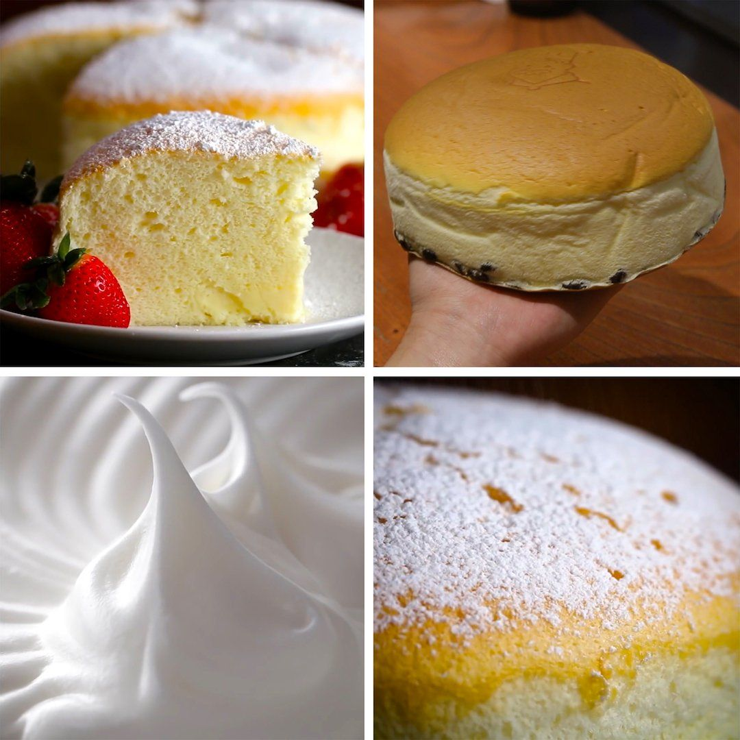 Tasty On Twitter How To Make The Most Jiggly Cheesecake For Beginners Jiggly Cheesecake Tasty Cooking For Beginners