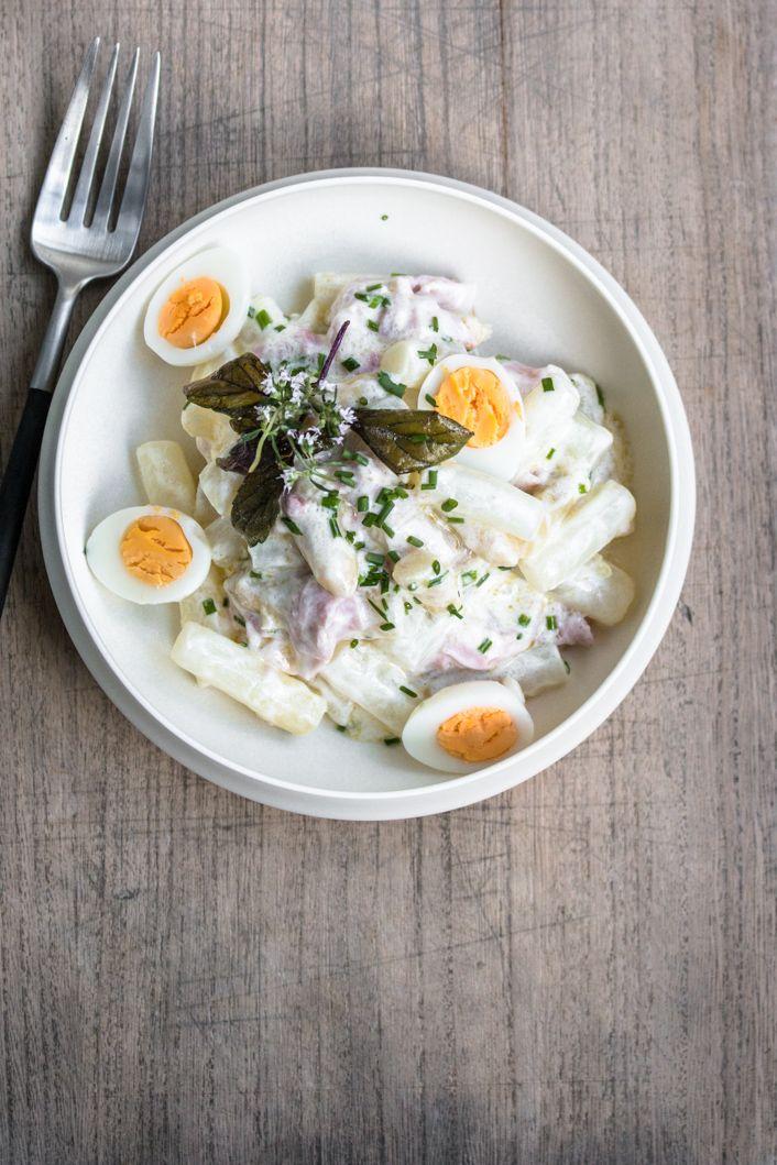 Photo of Der allerbeste Spargelsalat – ein Familienrezept – Dinner um Acht