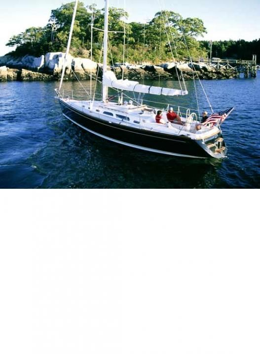 Sailboat Pictures; Sabre 426 Sailing Yacht