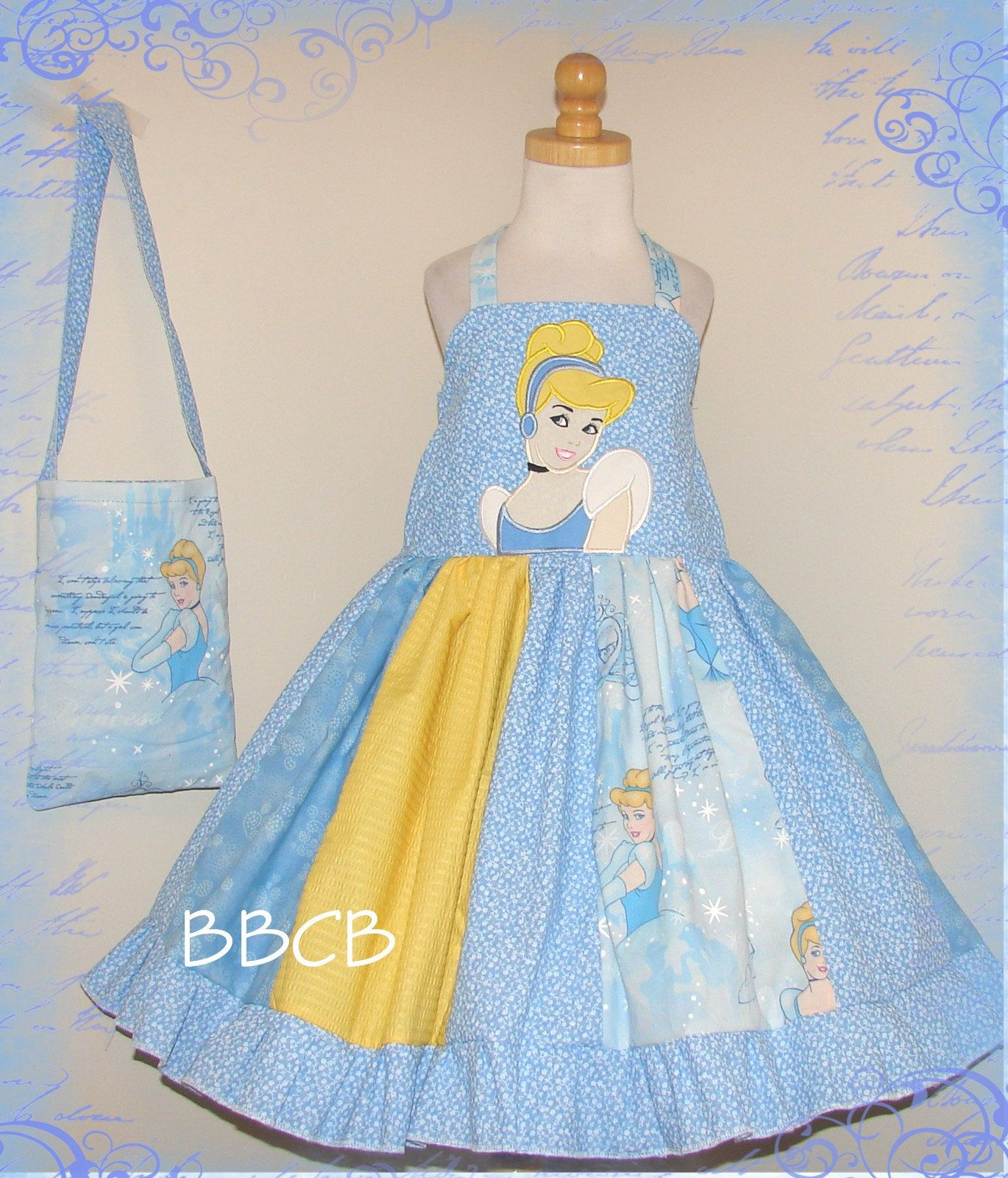 Over 300 Girls Disney or Birthday Theme Dresses in my shop