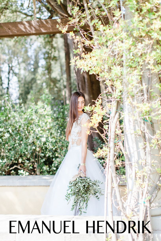 EMANUEL HENDRIK | Body: Sparkle - Rock: Tullina | Hochzeitskleid ...