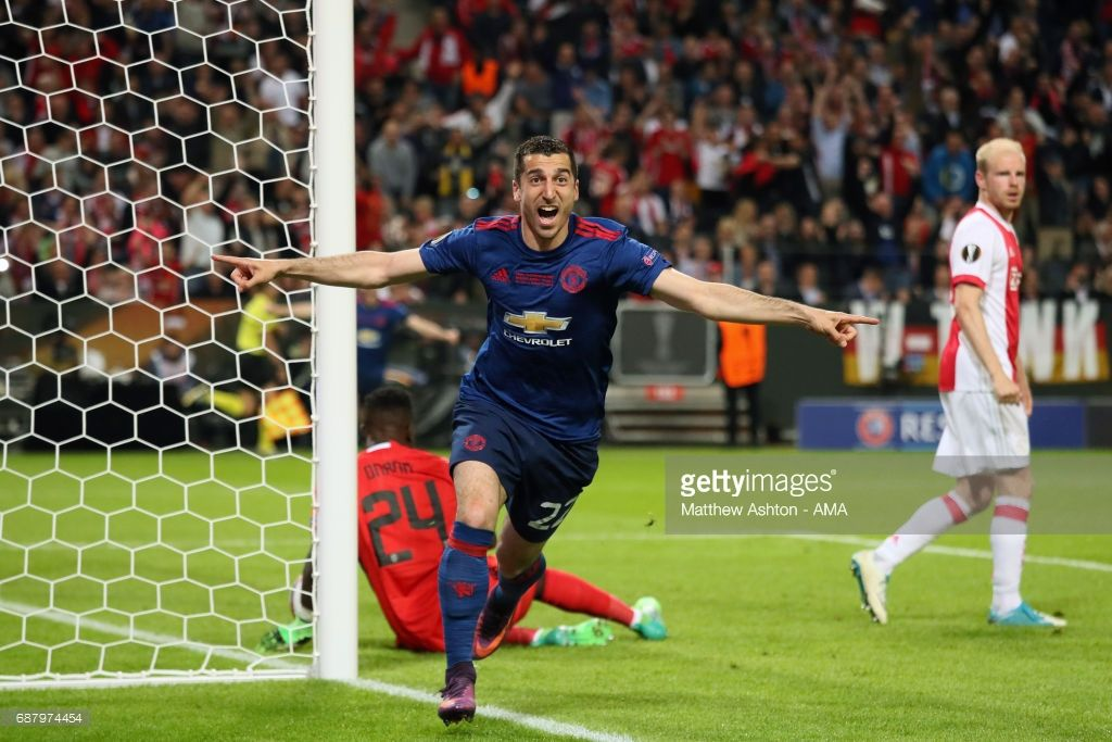 Ajax V Manchester United Uefa Europa League Final Photos And Premium High Res Pictures Manchester United Europa League Manchester United Football